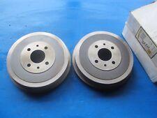 2 Drums Brake Rear Delphi For: Alfa Romeo: Alfa 145 And 146, Tempra