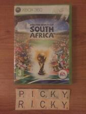 FIFA WM 2010 Südafrika (Microsoft Xbox 360, 2010) - getestet