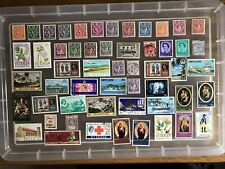 St Lucia Stamps-unchecked collection Mint/used (zz963)