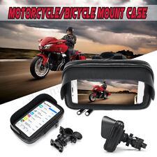 """4.7""""-6.3"""" Étanche Housse Sac Etui Cas Téléphone Support Pr GPS Scooter Moto Vélo"""