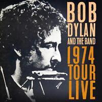 BOB & THE BAND DYLAN - 1974 TOUR LIVE (180 GR.4LP-SET)  4 VINYL LP NEW+