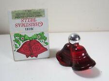 Avon Christmas Bells Sweet Honesty Cologne 1 fl.oz
