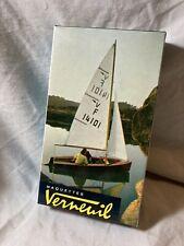 Vaurien Maquettes Vernevil 1/40 scale 2- Man Sailboat Niob (box#)