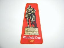 WINFIELD CUP 1985 GRAND FINAL PATCH - CANTERBURY ST GEORGE DRAGONS JERSEY