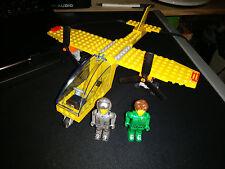 Lego 4617 Jack Stone Dual Prop Turbo Hélice Avion 5936-1 Complet + NOTICE