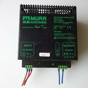 Murr MPS5-230/24
