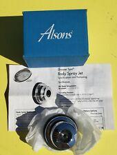 Alsons 2000 C BX Body Spray Jet - Chrome (7D-7)