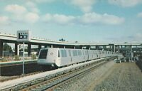(U)  Trains - Bay Area Rapid Transit Train Serving Oakland and San Francisco