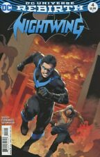 NIGHTWING #4 (2016) IVAN REIS VARIANT COVER, DC REBIRTH, NM