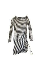 Alice By Temperley Striped Cotton Dress