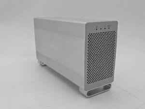 OWC Mercury Elite Pro Dual RAID USB 3.1 / eSATA Enclosure Only, 0GB/No HD's
