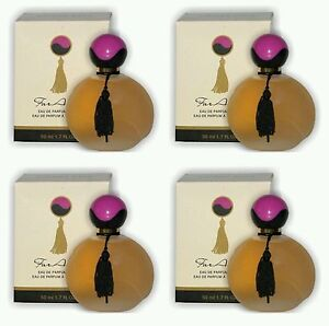 4X Avon Far Away Eau De Parfum For Her☆ 50ml☆☆Boxed☆Gift Ideal Authentic Joblot