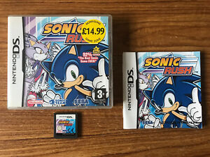 Sonic Rush (Nintendo DS) PAL
