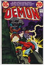 Demon #5 VF+ 8.5 Jack Kirby Story And Art!