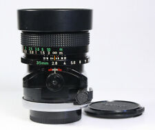 CANON FD TS 35mm / 1:2.8 S.S.C. Tilt/Shift, 2.8/35 SSC mit 1 Jahr Gewährleistung
