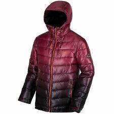 Regatta Men's Azuma Insulated Waterproof Coat Jacket - Red - New