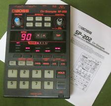 BOSS SP-202 Dr Sample SP202 Lo-Fi sampler -- no adapter