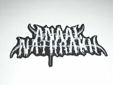 ANAAL NATHRAKH IRON ON EMBROIDERED PATCH