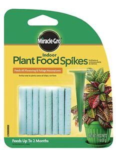 Miracle grow 1.1-oz Indoor Plant Food Spike