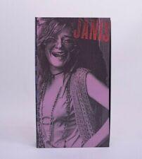 Janis Joplin Deluxe Box Set - Cassette 3 Tape Set with Inserts