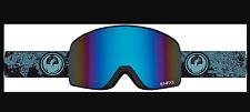 NEW Dragon NFX2 Goggles-Mason Blue-Blue Flash Polarized-SAME DAY SHIPPING!