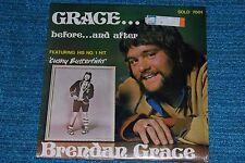 BRENDAN GRACE Before...And After 'CUSHY BUTTERFIELD' NM IRISH MUSIC COMEDY UK LP