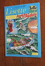 1956 Lisette N°13 Magazine jeunesse BD enfance Enfantina Journal des Filles TBE