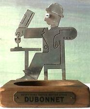 Art Deco Dubonnet WineDisplay Ashtray Super Rare