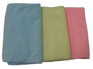 9Pcs Absorbent Microfibre Kitchen Tea Towels Dish Drying Cleaning Towel Cloth