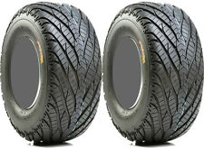 Pair 2 GBC Afterburn Street Force 25x8-12 ATV Tire Set 25x8x12 25-8-12