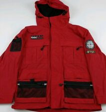 Vintage Tommy Hilfiger Outdoors Guide Jacket 90s Rare Expedition Gear USA Lotus