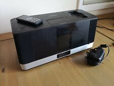 Intempo Perform iPod iphone dock with remote control. Docking Station Speaker