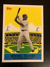 2007 Topps Flashback Fridays Miguel Tejada Baltimore Orioles #FF4