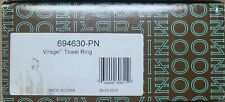 Brizo 694630-PN Virage Towel Ring in Polished Nickel Finish