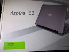 Acer Ultrabook Silver 13.3 S3-391-6046 PC Brand New