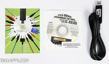 RT Systems WCS-R8500 Programming Software & Cable For Icom IC-R8500 Receiver