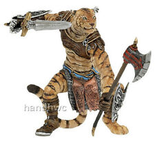 Papo 38954 Tiger Man Mutant Warrior Fantasy Model Game Role Play Figure - NIP