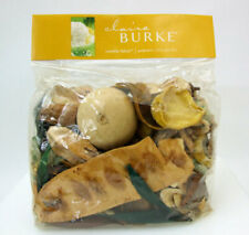 Claire Burke Vanilla Bliss Scented Potpourri 2.5 Dry Qt Home Fragrance Botanical