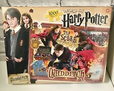 Harry Potter Quidditch Jigsaw Puzzle 1000 Pieces New Sealed