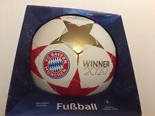 FC Bayern München Fußball Champions League Winner 2020 Fan Edition