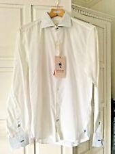 GANESH SHIRT, Cotton, NEW. Size M (40' chest). Slim fit. RRP £67