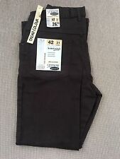 Stooker Basic 42 Damen Jeans NEU Die Gerade L 31 New Santiago STRETCH schoko