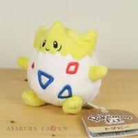 Pokemon Center Original Pokemon fit Mini Plush #175 Togepi doll Toy Japan
