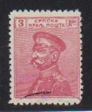 A8809: Serbia #126 Used, F-VF, Sound; CV
