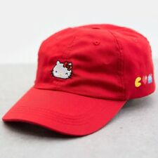 BAIT x Sanrio x Pac-Man Hello Kitty Hat red