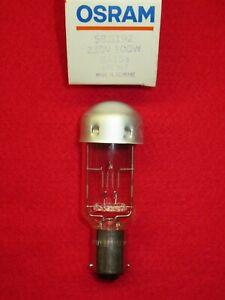 PROJEKTORLAMPE 230V 100W BA15s Osram 58.8192 NEU OVP Lampe Projektion 588192