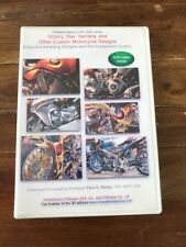 Victory, Star, Yamaha, and Other Custom Motorcycle Designs DVD Professor Ranky's