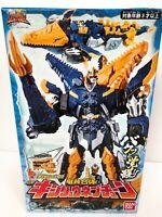 NEW Power Ranger KISHIRYU SENTAI RYUSOULGER DX Kishiryu Neptune Bandai Japan F/S