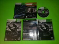 Halo Combat Evolved Anniversary Edition Xbox 360 COMPLETE CIB EXCELLENT TESTED 1