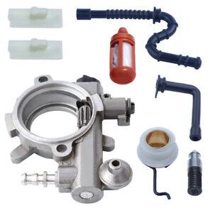 Oil Pump Fuel Filter Fit Stihl MS340 034 AV MS360 036 Pro Chainsaw 1125 640 3201